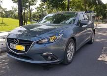 Bán Mazda 3 sản xuất năm 2016, màu xanh lam như mới