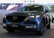 Bán ô tô Mazda CX 5 sản xuất năm 2018, màu xanh lam