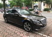Xe Mercedes C250 năm 2017, màu nâu chính chủ