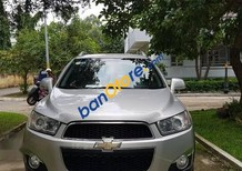 Cần bán gấp Chevrolet Captiva LTZ năm 2013, màu bạc, giá tốt