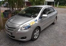 Cần bán Toyota Vios G đời 2008, màu bạc như mới