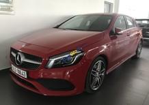 Bán ô tô Mercedes A250 sản xuất năm 2017, màu đỏ, nhập khẩu nguyên chiếc