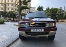 Bán ô tô Ford Ranger năm sản xuất 2001, màu đỏ
