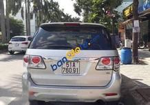 Bán ô tô Toyota Fortuner năm sản xuất 2014, màu bạc