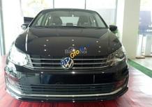 Bán ô tô Volkswagen Polo năm sản xuất 2017, màu đen, nhập khẩu