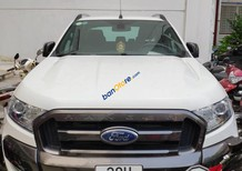 Bán xe Ford Ranger Wildtrak 2.2L 4x2AT 2016 màu trắng