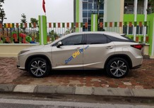 Cần bán lại xe Lexus RX sản xuất năm 2016, màu vàng, nhập khẩu nguyên chiếc số tự động