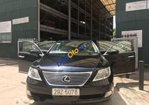 Cần bán gấp Lexus LS 460L năm 2007, màu đen, nhập khẩu