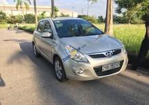 Bán ô tô Hyundai i20 1.4 AT năm sản xuất 2011, màu xám, nhập khẩu nguyên chiếc, giá chỉ 345 triệu
