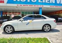 Bán Mercedes C200 Avantgarde sản xuất năm 2008, màu trắng, giá tốt