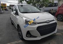 Bán Hyundai Grand i10 1.2MT Base sản xuất 2018, màu trắng, nhập khẩu