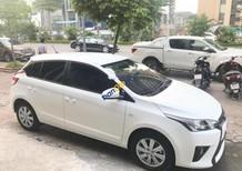 Bán Toyota Yaris 1.5E năm sản xuất 2016, màu trắng, xe nhập giá cạnh tranh