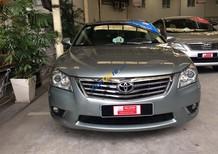 Bán xe Toyota Camry 2.4G 2011, màu xám (ghi)