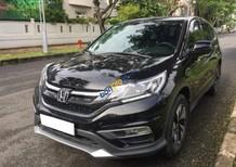 Cần bán xe Honda CR V 2.4 AT năm sản xuất 2017, màu đen