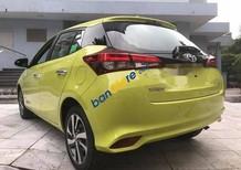 Cần bán Toyota Yaris 1.5G sản xuất 2018, màu xanh lục, nhập khẩu, 650tr