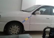 Cần bán lại xe Daewoo Lanos SX năm 2003, màu trắng