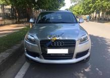 Bán gấp Audi Q7 3.6 đăng ký 2010, màu ghi nội, xe được bảo dưỡng định kỳ chính hãng