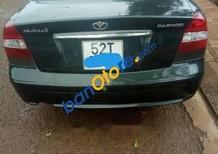 Bán ô tô Daewoo Lanos sản xuất 2000, màu xanh lục, giá tốt