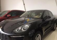 Xe Porsche Macan sản xuất năm 2015, màu đen, xe nhập