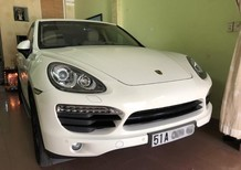 Bán Porsche Cayenne, sản xuất 2010, màu trắng