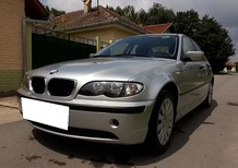 Cần tiền bán gấp Bmw 318i, sản xuất 2005, màu bạc, nhà ít sử dụng