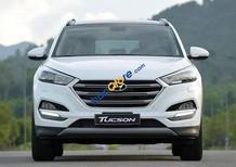 Bán Hyundai Tucson AT năm 2017, màu trắng, 845 triệu