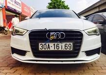 Bán Audi A3 1.8 AT sản xuất 2014, màu trắng, xe nhập