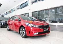 Bán ô tô Kia Cerato 2.0AT sản xuất năm 2018, màu đỏ, 635tr