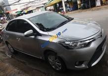 Bán xe Toyota Vios E đời 2015, màu bạc chính chủ, 460 triệu