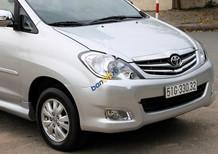 Bán ô tô Toyota Innova G sản xuất năm 2009, màu bạc chính chủ