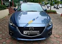 Bán Mazda 3 1.5 năm sản xuất 2015, màu xanh lam, giá 595tr