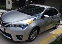 Cần bán Toyota Corolla altis 1.8G năm sản xuất 2017, màu bạc, giá chỉ 745 triệu