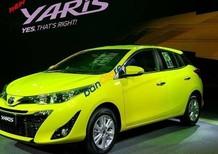 Bán Toyota Yaris 1.5G CVT năm sản xuất 2018, xe nhập