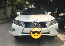 Cần bán xe Lexus RX 350 năm sản xuất 2012, màu trắng, nhập khẩu