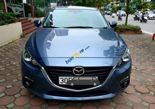 Xe Mazda 3 sản xuất 2015, màu xanh lam