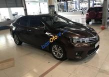 Bán ô tô Toyota Corolla Altis 1.8L sản xuất năm 2015, màu nâu