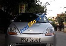 Bán Chevrolet Spark 0.8 MT sản xuất 2012, màu bạc, giá chỉ 180 triệu