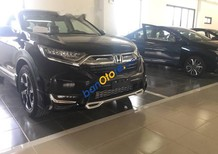 Bán xe Honda CR V 1.5 Turbo sản xuất năm 2018, màu đen, xe nhập, giá tốt