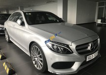 Cần bán gấp Mercedes C300 năm 2017, màu bạc