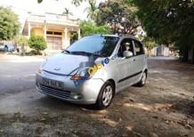 Bán Chevrolet Spark sản xuất 2009, màu bạc xe gia đình, giá tốt