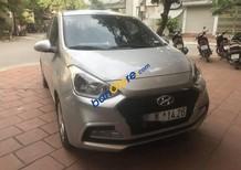 Bán Hyundai Grand i10 sản xuất năm 2018, màu bạc chính chủ