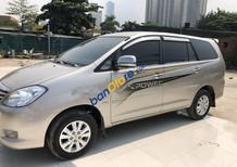 Cần bán gấp Toyota Innova năm 2011, màu vàng, giá tốt
