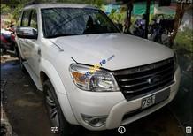 Cần bán gấp Ford Everest MT năm sản xuất 2010, màu trắng chính chủ giá cạnh tranh