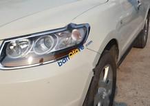 Cần bán Hyundai Santa Fe sản xuất 2008, màu trắng, nhập khẩu nguyên chiếc
