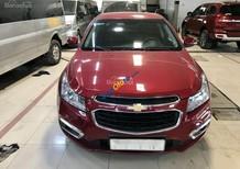 Cần bán lại xe Chevrolet Cruze 1.6L LT sản xuất 2015, màu đỏ, giá tốt