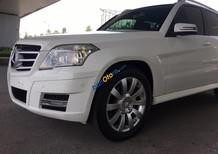 Cần bán Mercedes GLK300 sản xuất 2009, màu trắng