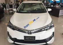 Bán xe Toyota Corolla altis 1.8G CVT sản xuất 2018, màu trắng
