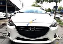 Cần bán lại xe Mazda 2 1.5 AT sản xuất 2015, màu trắng, giá chỉ 488 triệu