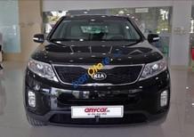 Cần bán xe Kia Sorento GATH năm sản xuất 2016, màu đen, 790 triệu
