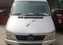 Cần bán lại xe Mercedes 311 CDI 2.2L sản xuất 2005, màu bạc chính chủ